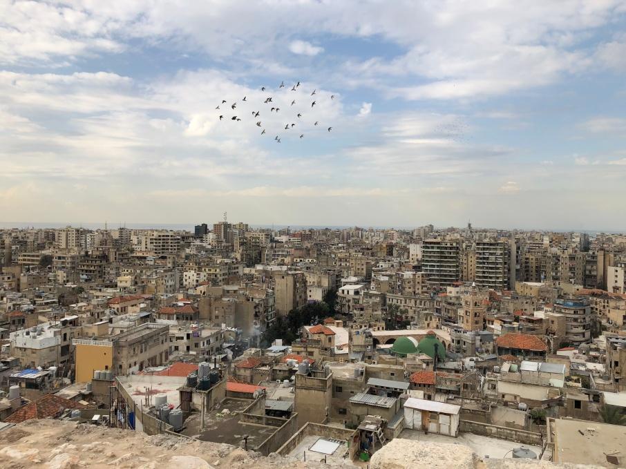 Tripoli, Lebanon. December 2017.