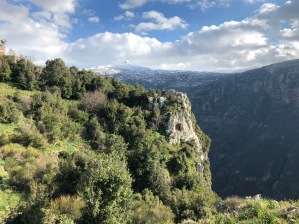 Qadisha Valley, Lebanon. March 2019.